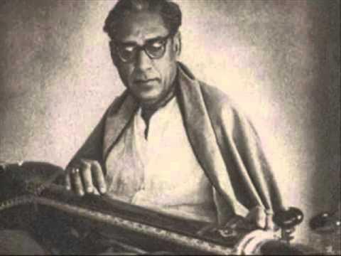 Ustad Amir Khan Raga Charukeshi