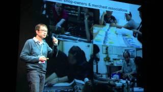 Social curator: Howard Chan at TEDxSeoul