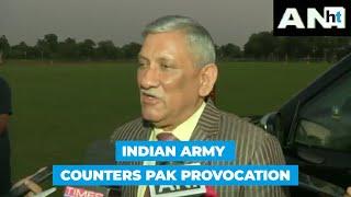 6-10 Pakistani soldiers killed, 3 terror camps destroyed: Gen Bipin Rawat