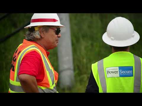 Army Corps of Engineers Repair Power Lines in Puerto Rico