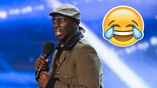 Britain's Got Talent Top 5 COMEDIANS (Auditions) thumbnail