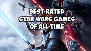 BEST RATED STAR WARS GAMES OF ALL-TIME
