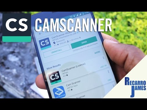 You Should Try This Mobile Scanner App!