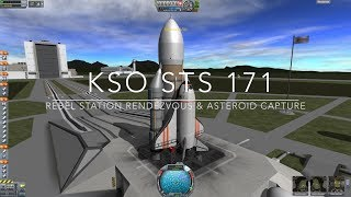 Kerbal Space Program: KSO Shuttle Missions: STS 171