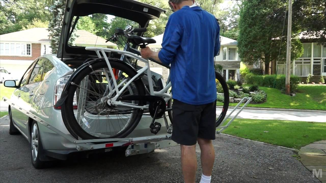1UP USA Bike Rack Hands On Review
