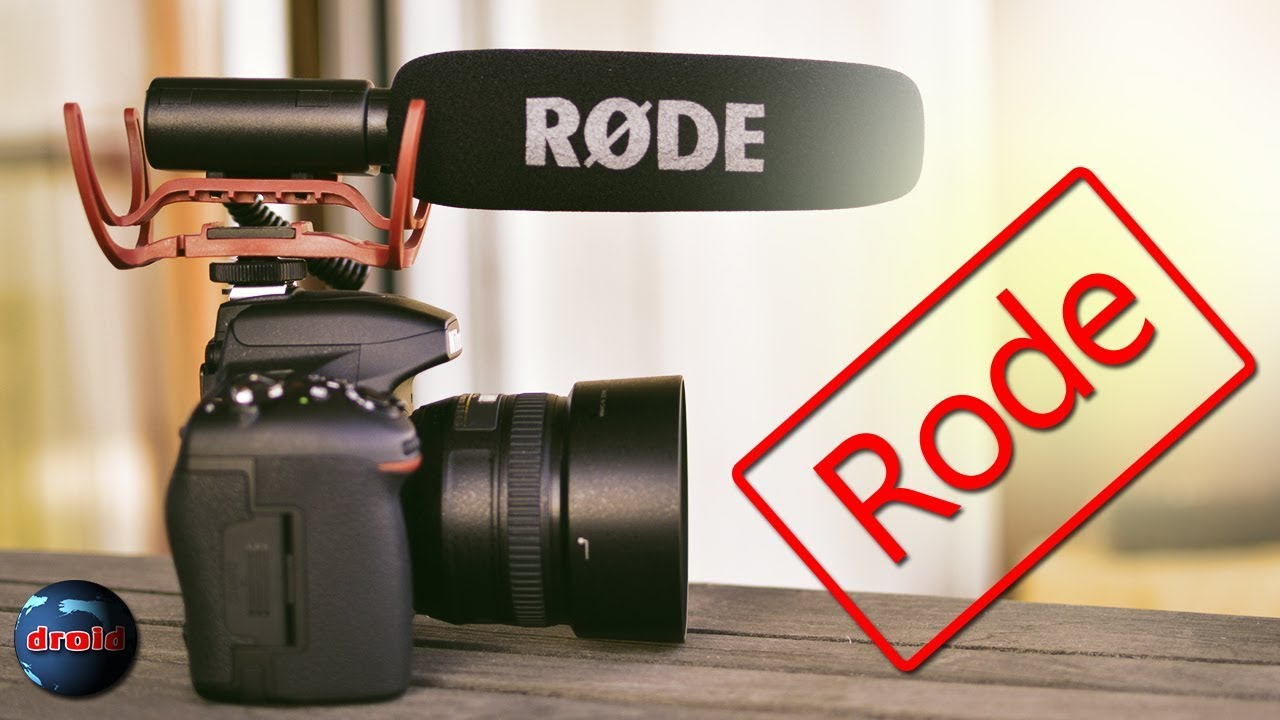 micro rode vid omic rycote pour ma cam ra youtube fr youtube. Black Bedroom Furniture Sets. Home Design Ideas