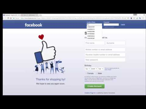 how can you remove your facebook number email id to gmail account-2017 update