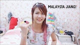 Malaysia Chabor Joyce Chu Speaks + ukulele tutorial