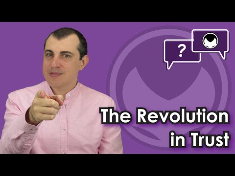 Bitcoin Q&A: The revolution in trust