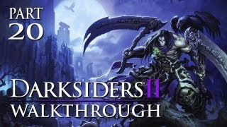 "Darksiders 2 Walkthrough - Part 20 ""Falling To Your... Death?"" / Gameplay"