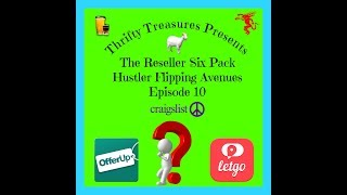 The Reseller Six Pack #10 Hustler Flipping Avenues