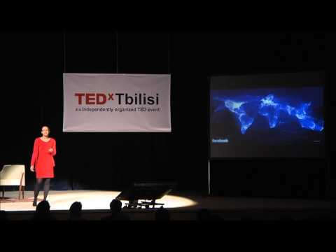 TEDxTbilisi - Camilla Hawthorne - Civil Society Rebooted