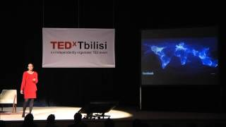 TEDxTbilisi - Camilla Hawthorne - Civil Society Rebooted