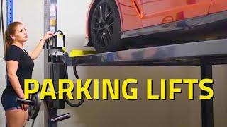 BendPak Lifts Maximize Parking Space