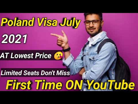 Poland Visa July 2021,For All,Part Time Jobs IN Poland July 2021,Poland Study Visa 2021, POLAND Visa