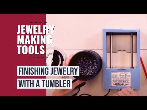 Jewelry Finishing Tools: Tumbler