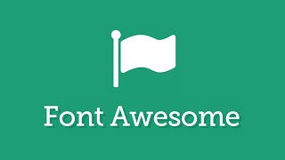 How to install & use Fontawesome