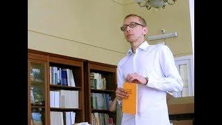 Клуб генеалогов. Челябинск. 2015.05.30. Часть 1-я. Анатолий Шалагин