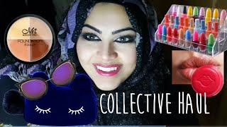 CHEAP ONLINE SHOPPING HAUL: Aliexpress, eBay, Makeup, Clothes, Hijabi stuff+ Review & Swatches
