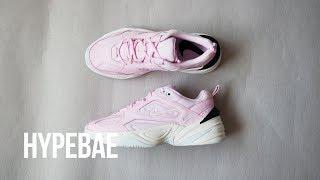 Pink Nike M2K Tekno Unboxing