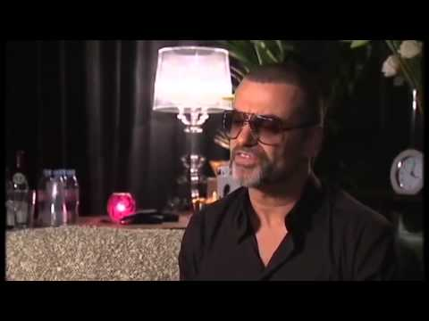 GEORGE MICHAEL SYMPHONICA DENMARK TV INTERVIEW