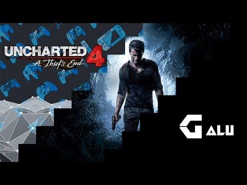 Hablemos de - Uncharted 4 [Análisis]