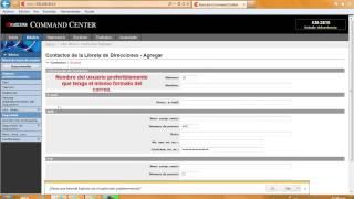 Configuracion de escaner en Impresora Kyocera KM 2810