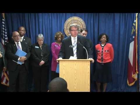 Senate Democratic Caucus Unveil Strategies to Save HOPE