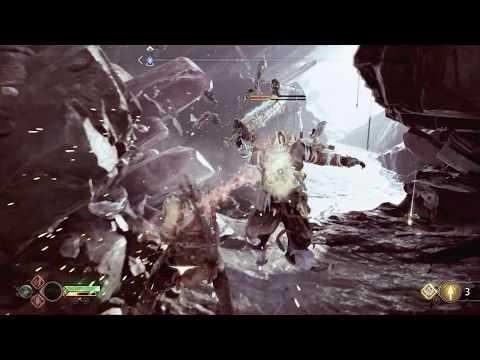 God Of War 4 2018 Walkthrough Side Quest Favors Deux Ex Malachite