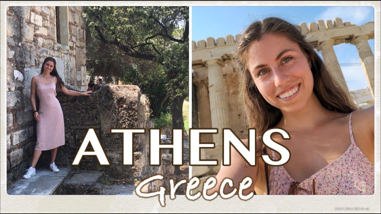 Athens greece girls