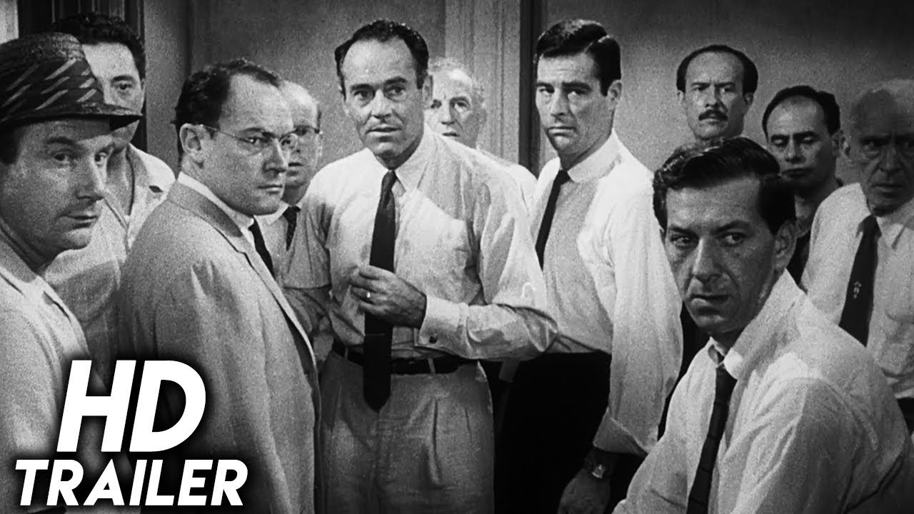 12 Angry Men (1957) ORIGINAL TRAILER [HD 1080p]