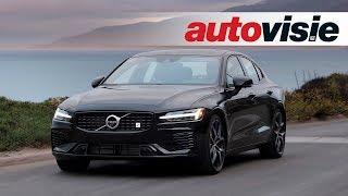 Volvo S60 (2019) - Test - Autovisie Vlog