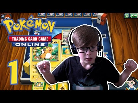 POKEMON TCG (TRADING CARD GAME) ONLINE (#1)