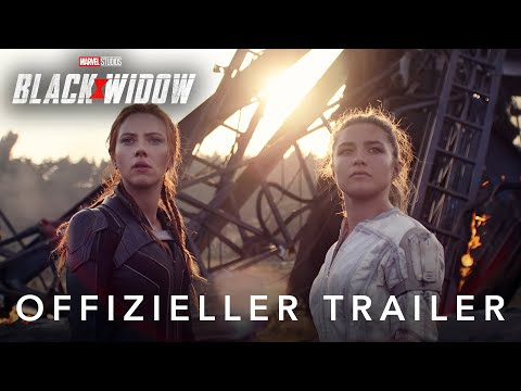 Marvel Studios Black Widow | Offizieller Trailer