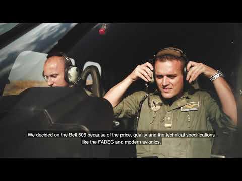 Bell 505 Montenegro Testimonial