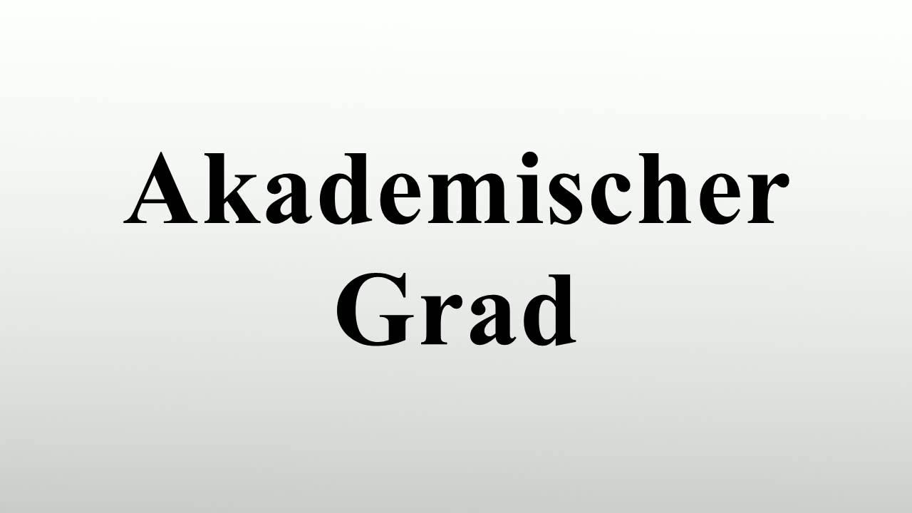 Akademischer