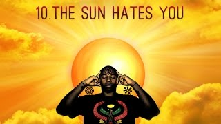 BLACK GOD S.P.A.W.N. -The Forever People - The Sun Hates You