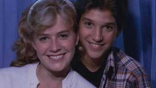 "Karate Kid Soundtrack  ""Young Hearts"""