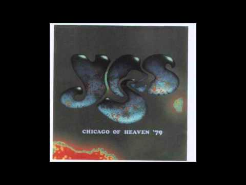 Yes- Chicago Of Heaven (1979) Part 4- Medley- Part 1