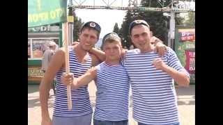 День ВДВ в Красноярске