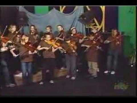 Gillam School Frontier Fiddle Band
