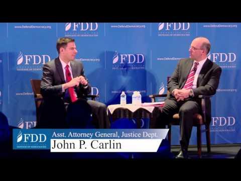 2016FDDWashForum AAG John Carlin