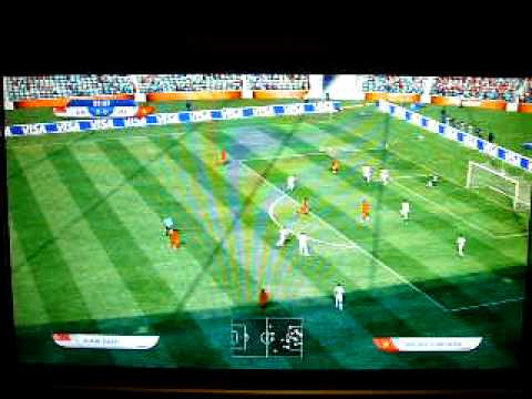 Fifa World Cup 2010 - Singapore vs Vietnam (1st Half)
