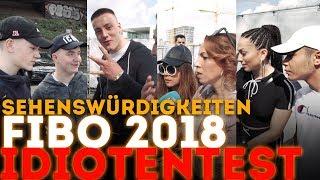 IDIOTENTEST FIBO 2018 SPEZIAL | Sehenswürdigkeiten