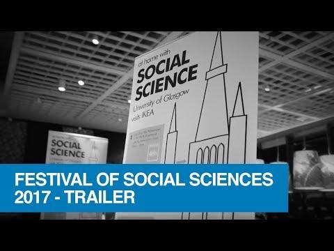 University of Glasgow Festival of Social Sciences - Trailer