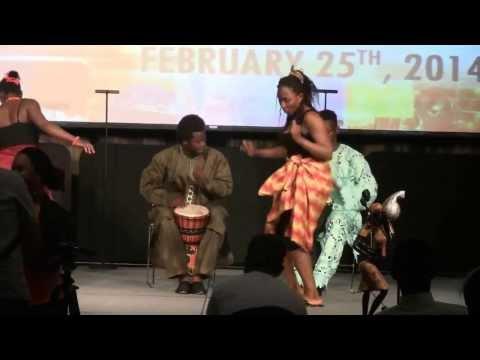 PANASA Africa Night 2014- African Drum Circle
