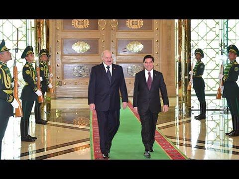 Состоялся официальный визит Александра Лукашенко в Туркменистан. Главный эфир