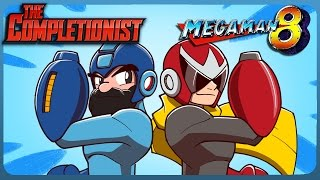 The Completionist - Mega Man 8: Voice Acting Never Hurt So Much!
