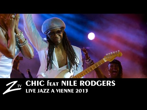 Chic feat Nile Rodgers - Medley - LIVE HD