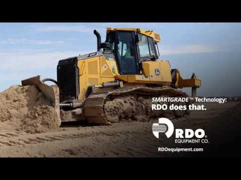 How John Deere And Topcon SmartGrade Work For Champion Site Prep | RDO Equipment Co.